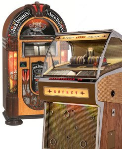 Professionnels Jukebox