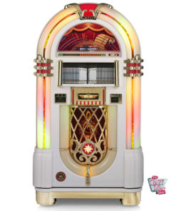 Jukebox Rock-Ola CD Bubbler Deluxe