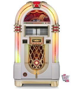 Jukebox Rock-ola CD Bubbler luxe