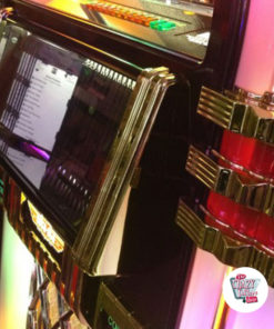 Jukebox Rock-Ola CD Bubbler Deluxe