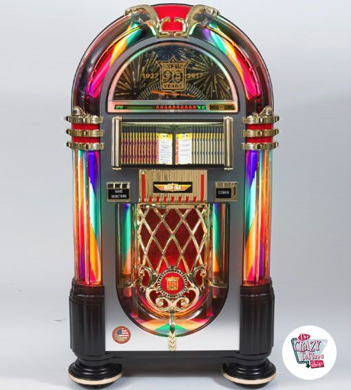 Jukebox Rock-ola 90th Anniversary