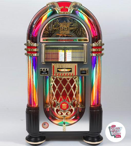 Jukebox Rock-wave 90th Anniversary »Thecrazyfifties.es