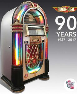 Jukebox Rock-ola 90th Anniversaire