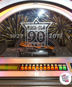Jukebox Rock-ola 90th Anniversary