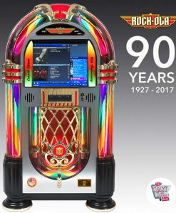 Jukebox Rock-bølge 90th Anniversary MC