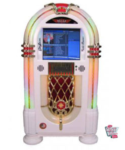 Rock-Ola jukebox Nostalgisk Music Center PV4 Deluxe