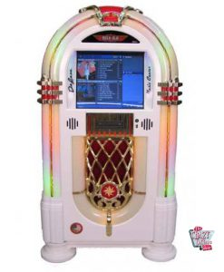 Rock-ola jukebox nostalgico Music Center PV4 Deluxe