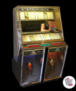 Seeburg Jukebox 222
