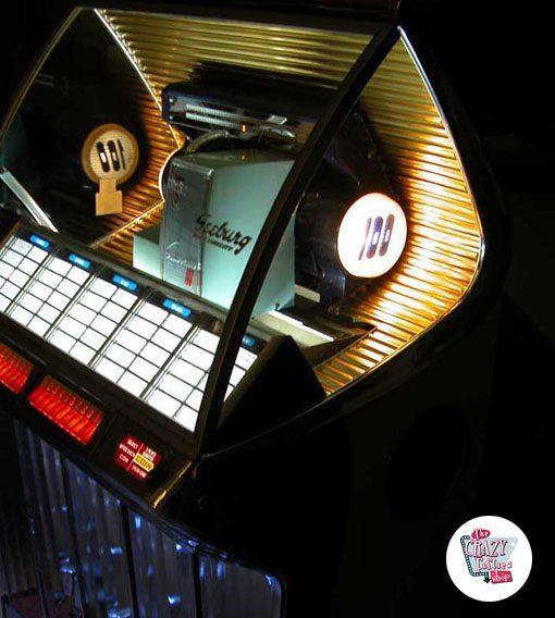 venta jukebox wurlitzer 1015 one more time vinyl. Black Bedroom Furniture Sets. Home Design Ideas