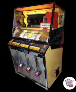 Seeburg Jukebox KD-200