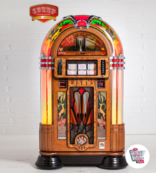 Jukebox Sound Leisure Gazelle