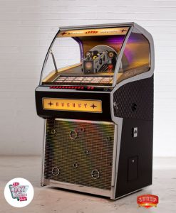 Rocket 88 Vinyl Jukebox