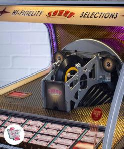 Rocket 88 Vinyl Jukebox