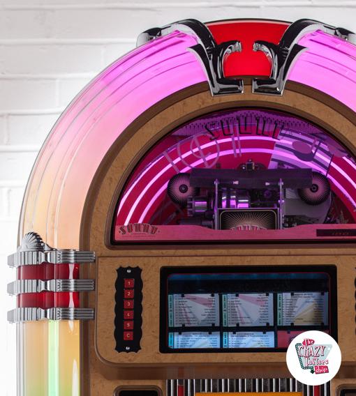 Jukebox Sound Leisure Vinilo SL45