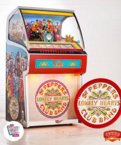 Jukebox Vinyl Sgt Pfeffer