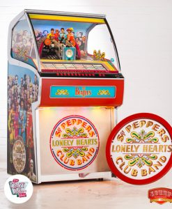 Jukebox Vinyl Sgt Pepper's