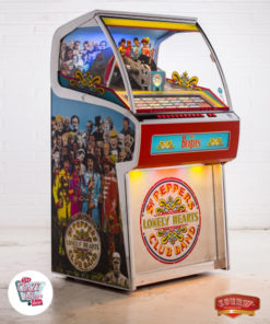 Jukebox Vinyl Sgt Pepper s