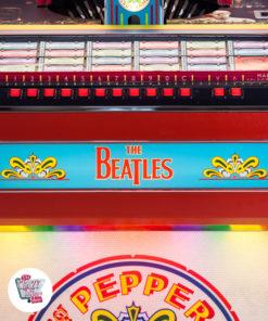Jukebox Vinyl Sgt Pepper s