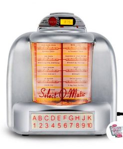 Jukebox Diner Wallbox