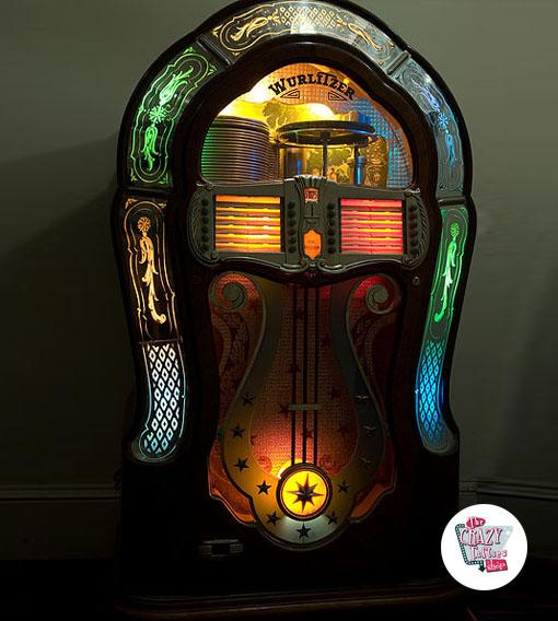 Wurlitzer Jukebox 1080