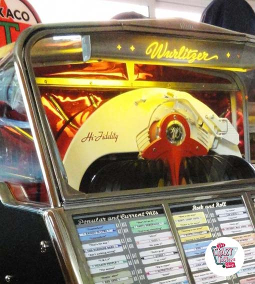 Wurlitzer Jukebox 1800