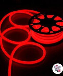 LED Neon Flex Rød