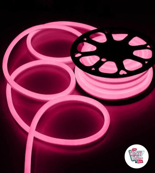 LED Neon Flex Rosa