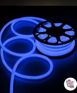 LED Neon Flex Bleu