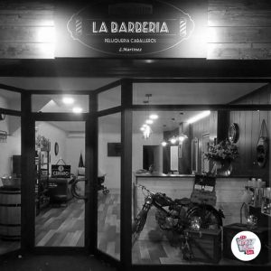 The Barberia by L.Martinez