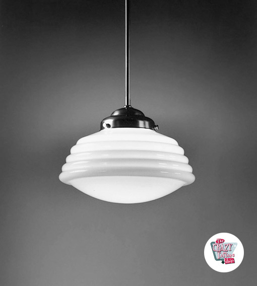 Vintage lampe HO-043-10