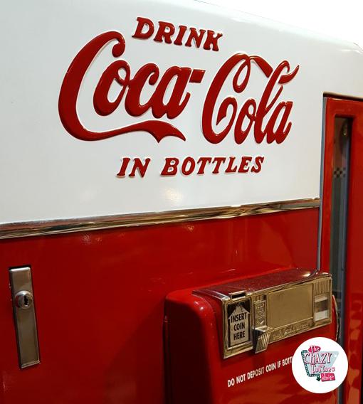 Original Forfriskning Machine Jeg sælger V110 Coca-Cola