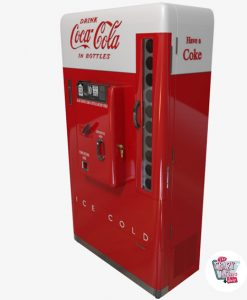 Original Refreshment Machine Eu Vendo V110 Coca-Cola