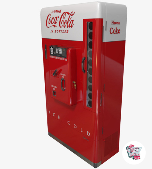 الأصلي آلة المرطبات أنا بيع فسنومك كوكا كولا