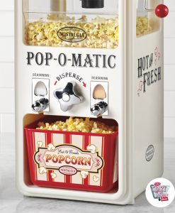 Maquina Palomitas de Maíz Pop-O-Matic