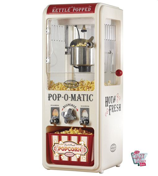 Popcorn Machine Pop-O-Matic