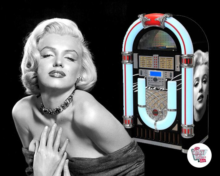 Marilyn Monroe Jukebox