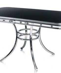 Retro American Diner Tables