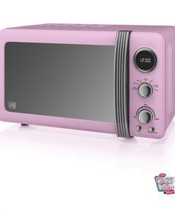 Microondas Retro Digital 800W