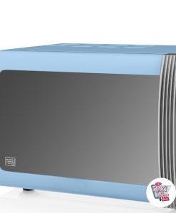 Retro Microwave 800W Manual