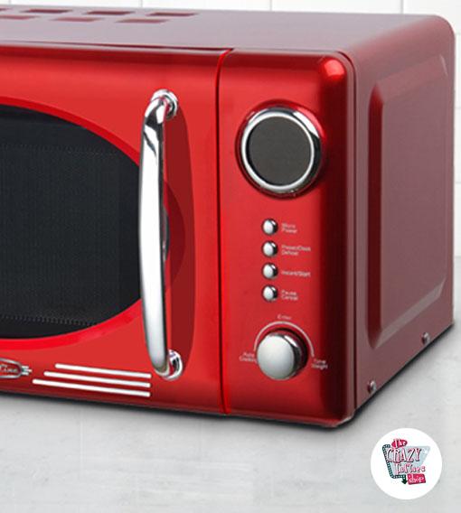 Forno a microonde con grill retro buy 199 - Forno con microonde ...