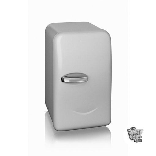 online kaufen Mini-Kühlschrank Jahrgang mit Griff »Thecrazyfifties.es