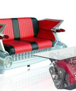 Furniture and Retro Motor Decoration