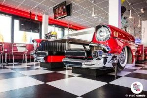 Retro American Diner Furniture