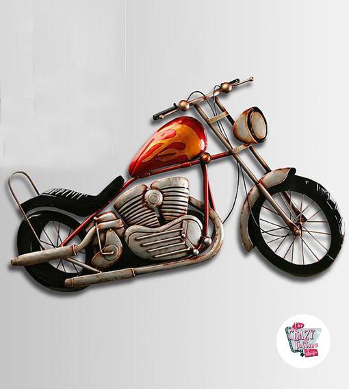 Moto Chopper pared