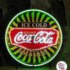 Neon Retro Coca-Cola