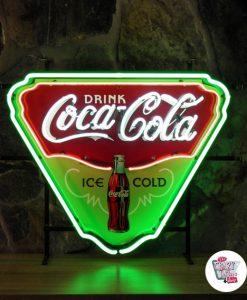 Neon Retro Coca-Cola 50