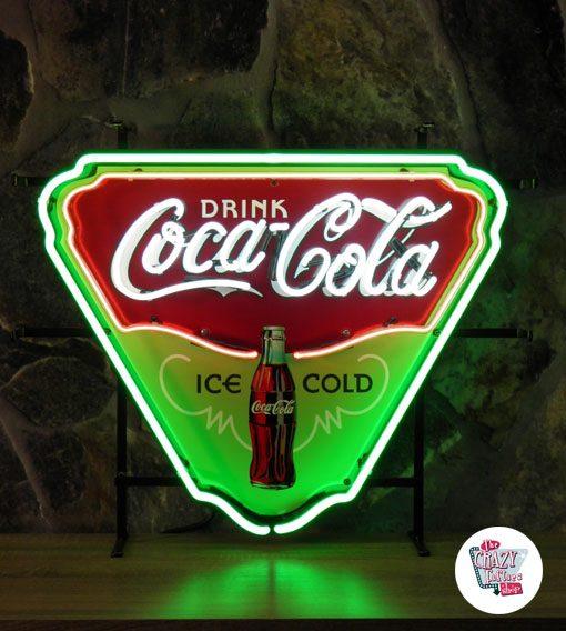 Neon Retro Coca-Cola 50's