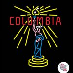 Neon Retro Columbia