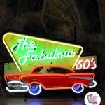 Neon Retro Fabulous Fifties
