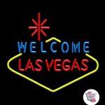 Neon Retro Las Vegas S
